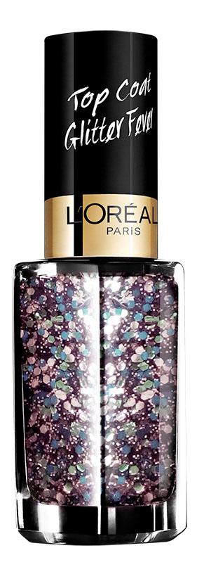 LOreal Paris Верхнее покрытие для ногтей Top Coat, оттенок 951, Балет, 5 мл6Верхнее покрытие Color Riche – самый последний тренд в области маникюра. С помощью уникальной коллекции эффектов теперь возможно придать ногтям совершенно новый, роскошный вид.
