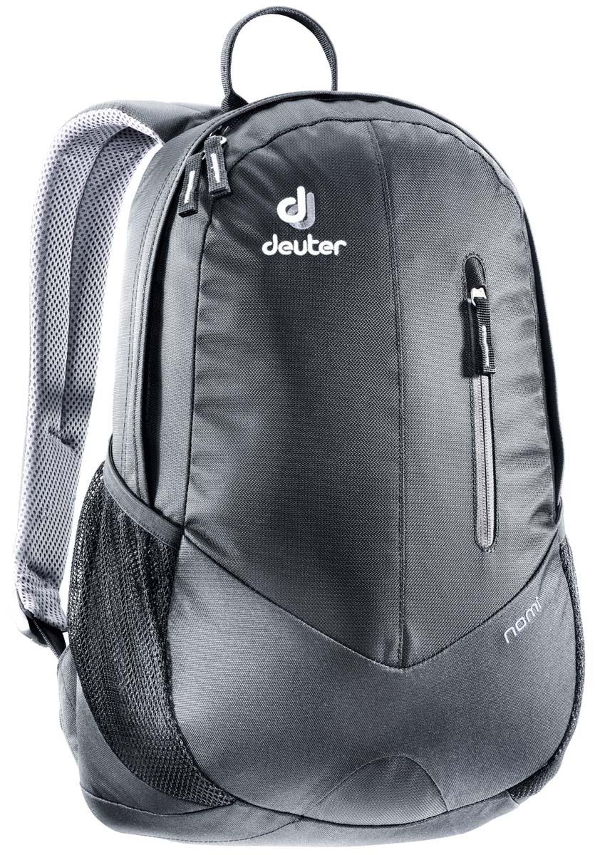 Рюкзак Deuter Daypacks Nomi, цвет: черный, 16 л рюкзак deuter nomi 16l 2017 petrol dresscode