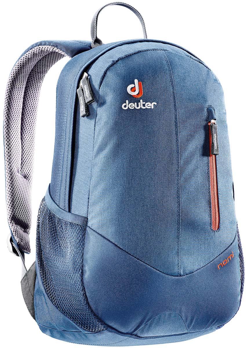 Рюкзак Deuter Daypacks Nomi, цвет: синий, 16 л рюкзак deuter nomi 16l 2017 petrol dresscode