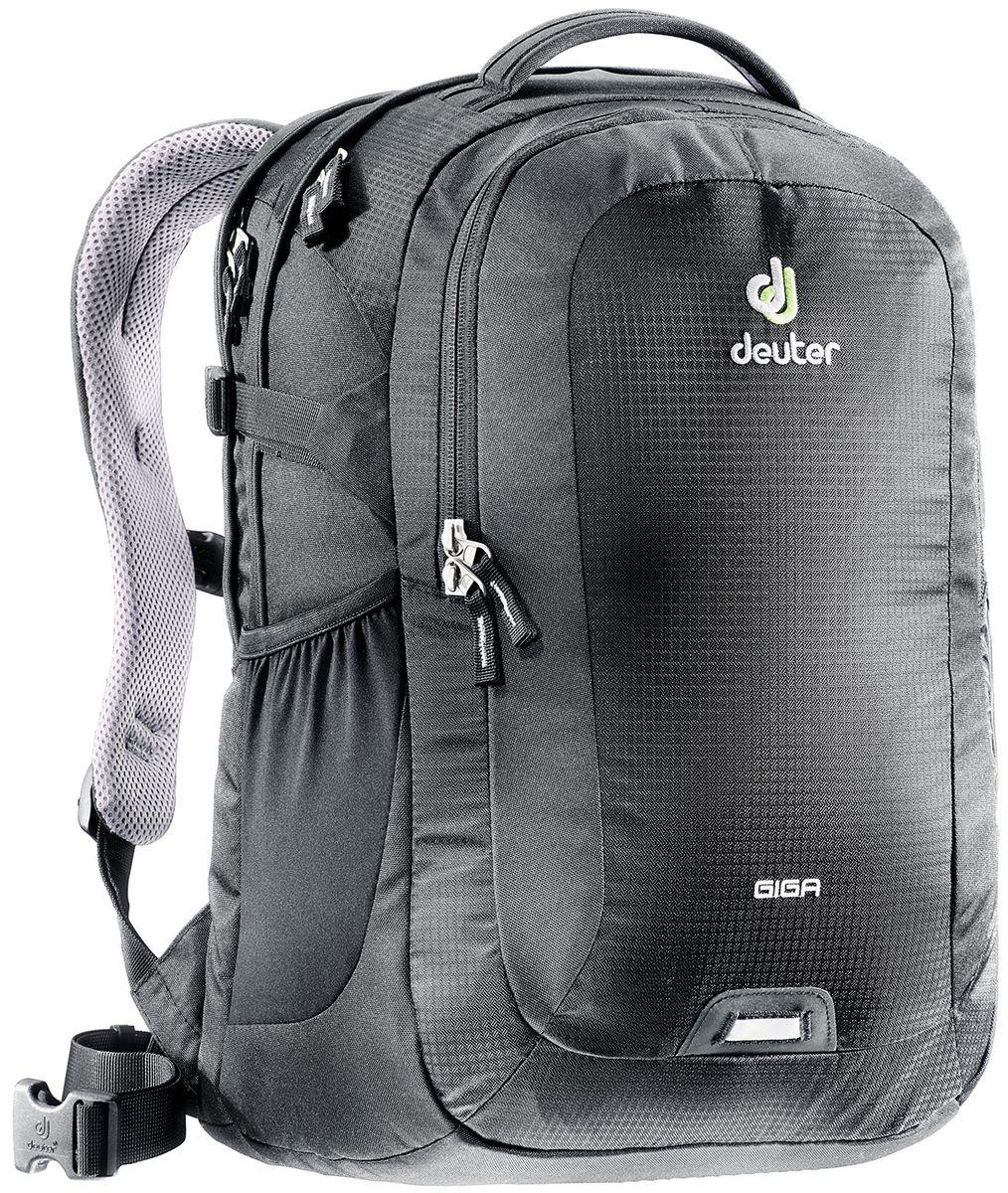 Рюкзак Deuter Daypacks Giga, цвет: черный, 28 л рюкзак deuter daypacks giga pro midnight dresscode