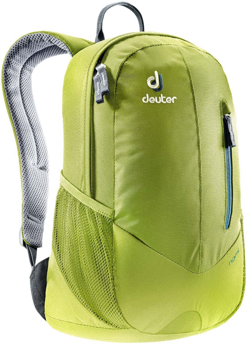 Рюкзак Deuter Daypacks Nomi, цвет: салатовый, 16 л рюкзак deuter nomi 16l 2017 petrol dresscode