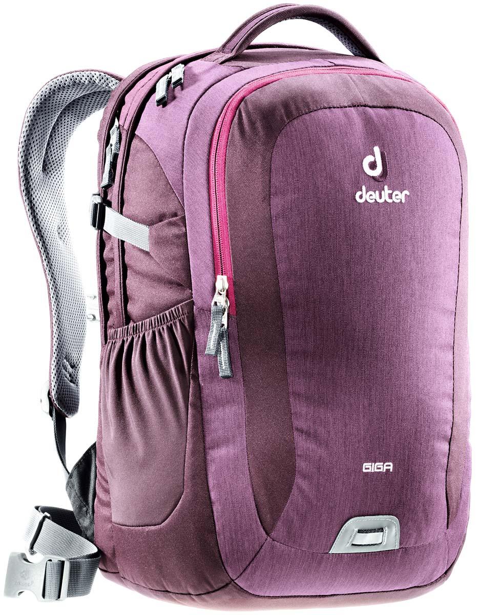 Рюкзак Deuter  Daypacks Giga , цвет: сливовый, 28 л - Рюкзаки