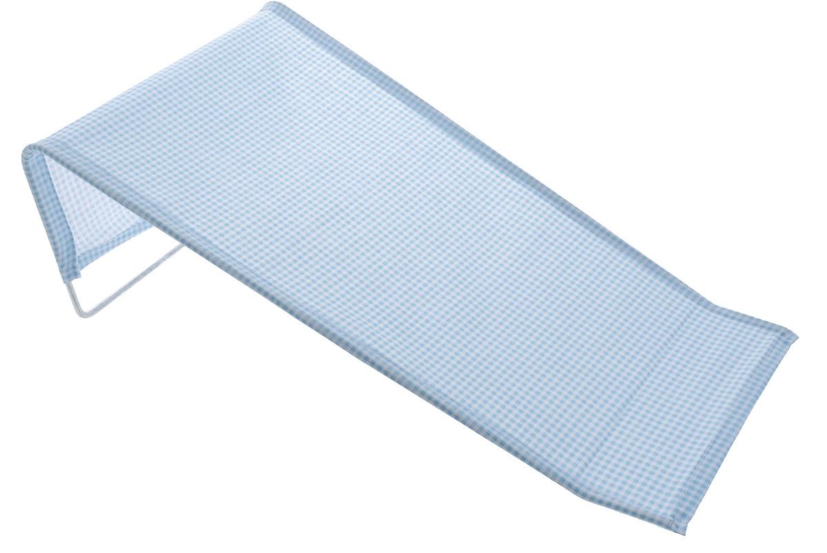 Фея Подставка для купания Бязь цвет голубой