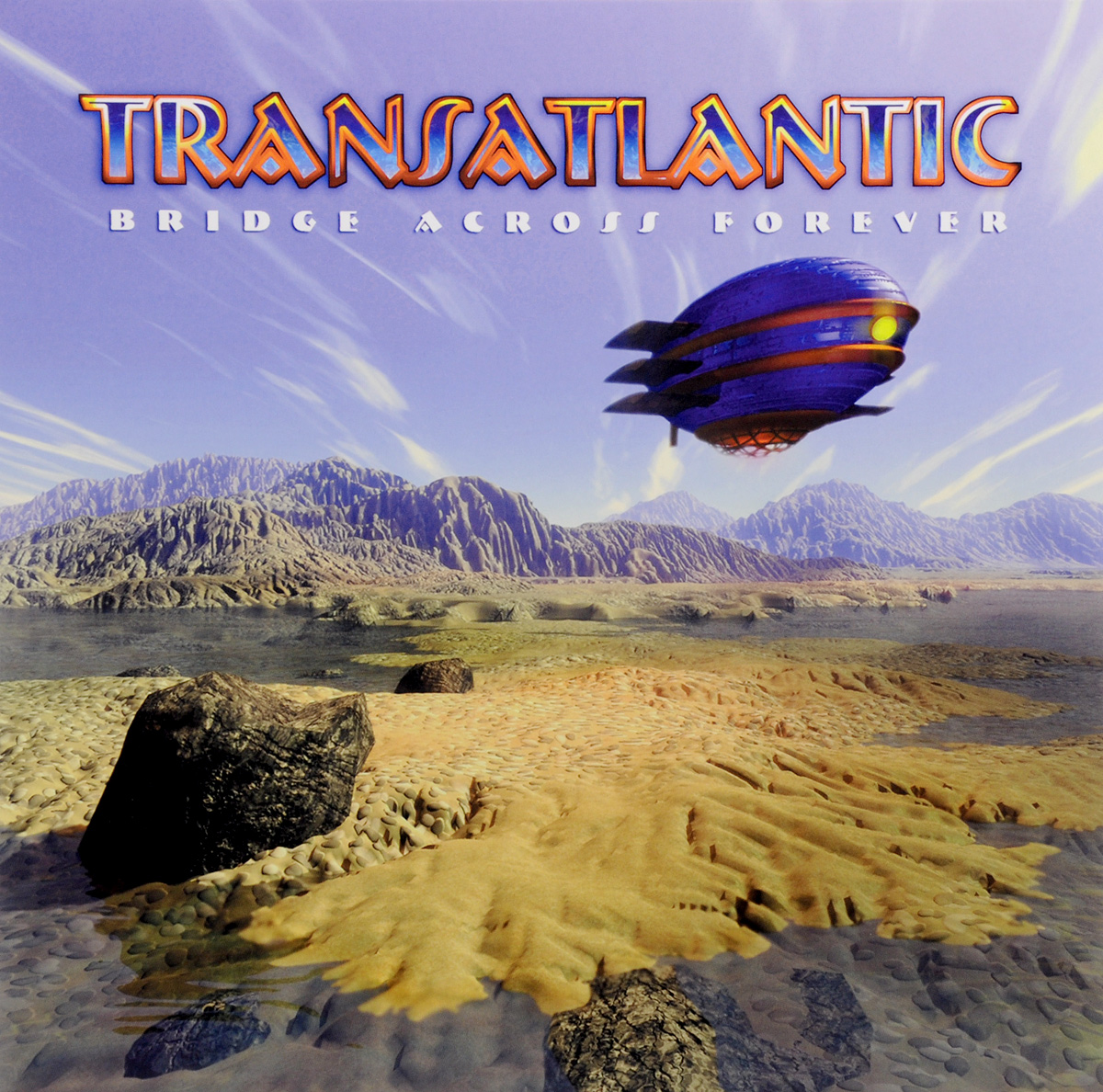 Transatlantic Transatlantic. Bridge Across Forever (2 LP + CD) yes – topographic drama live across america 3 lp