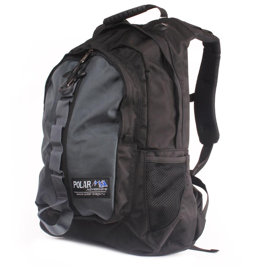 Рюкзак городской Polar, 41 л, цвет: серый. П919-06 - Рюкзаки