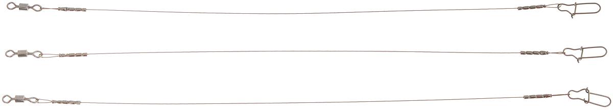 Поводок Win AFW, тест 8 кг, 15 см, 3 шт56961Поводки Win AFW выполнены из высококачественного материала Surfstrand Micro Supreme 7x7 AFW. Данный материал имеет маскирующее покрытие САМО, подходящее для большинства водоемов. Поводки очень мягкие и устойчивые к деформациям, не подвержены коррозии, деформациям.Особенности поводков:Многократно испытаны на прочность.Высококачественная фурнитура подобрана с достаточным запасом прочности.Контроль качества на всех этапах производства.Длина поводков: 15 см.Тест: 8 кг.Диаметр: 0,28 мм.