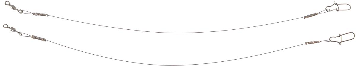 Поводок Win Soft, мягкий, тест 4 кг, 10 см, 2 шт010-01199-23Поводок Win Soft изготовлен из особого титанового сплава. Материал производится по специальной технологии, отличается специальным легированием и дополнительной термомеханической обработкой. Мягкость и пластичность обеспечивает приманке большую свободу движений. При небольших механических повреждениях поводок восстанавливает форму от тепла рук. Многократно растягивается до 8% под нагрузкой без ущерба прочности. Не подвержен коррозии, не токсичен.Особенности поводка:Многократно испытан на прочность.Высококачественная фурнитура подобрана с достаточным запасом прочности.Контроль качества на всех этапах производства.Длина поводков: 10 см.Тест: 4 кг.Диаметр: 0,2 мм.
