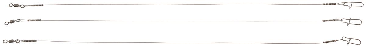Поводок Win AFW, тест 8 кг, 20 см, 3 шт56965Поводки Win AFW выполнены из высококачественного материала Surfstrand Micro Supreme 7x7 AFW. Данный материал имеет маскирующее покрытие САМО, подходящее для большинства водоемов. Поводки очень мягкие и устойчивые к деформациям, не подвержены коррозии, деформациям.Особенности поводков:Многократно испытаны на прочность.Высококачественная фурнитура подобрана с достаточным запасом прочности.Контроль качества на всех этапах производства.Длина поводков: 20 см.Тест: 8 кг.Диаметр: 0,28 мм.