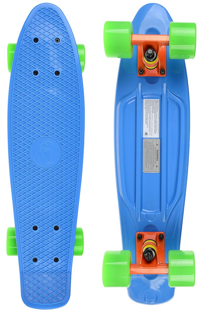 Скейтборд пластиковый