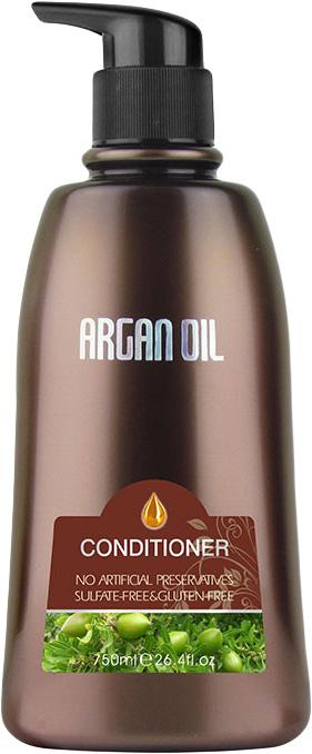 Morocco Argan Oil Бальзам для волос увлажняющий с маслом арганы,750 мл.FS-00897Активные ингредиенты и их эффект: Марокканское аргановое масло известно своими восстанавливающими свойствами, оно способствует естественному укреплению волос, помогает сохранить необходимый уровень влаги, защищает волосы от негативного влияния окружающих факторов.Экстракт водорослей кельп превосходно питает волосяные фолликулы, насыщая их йодом, витаминами А и Е, С и В, восполняя дефицит протеинов и полисахаридов, необходимых для роста сильных волос.Гинкго билоба великолепной восстанавливает волосы изнутри, способствует защите волос и запечатыванию секущихся кончиков.Корень долголетия – женьшень богат макро- и микроэлементами, витаминами С и Е, серой и другими важными для здоровья волос веществами. Этот богатый питательными элементаи экстракт улучшает состояние кожи головы, не дает развиваться бактериям, вызывающим перхоть, усиливает рост волос.Коллаген защищает волосы и дарит им непревзойденную гладкость и шелковистость.Кроме того, благодаря коллагену заметно замедляются процессы старения волос, что позволяет сохранить силу и молодость надолго!Экстракт шалфея способствует поддержанию необходимого рН кожи головы, препятствует появлению перхоти, восстанавливает и нормализует салоотделение. Витаминно - микроэлементный состав шалфея интенсивно питает волосяные луковицы, замеляя выпадение волос и стимулируя их рост.