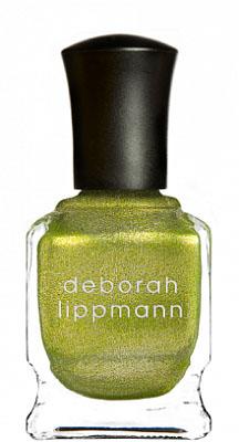 Deborah Lippmann лак для ногтей Weird Science, Fantastical 15 мл31446Лаки Deborah Lippmann - это средства в потрясающей палитре оттенков с безупречной текстурой. Они относятся к категории Big 5-free, то есть это одновременно и эффектный маникюр, и интенсивный уход за ногтями, а также за кожей рук. Оптимальная консистенция и удобная тонкая кисть позволяют наносить лак равномерно, получая великолепный результат уже после первого слоя. Средства для ногтей от Деборы Липпманн быстро сохнут и невероятно долго держатся. Weird Science - свежий светло-травяной шиммер от гениальной Deborah Lippmann. Оттенок входит в зимнюю коллекцию Fantastical 2014 года.