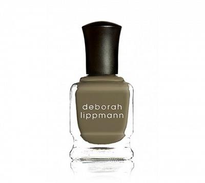 Deborah Lippmann лак для ногтей Concrete Jungle, 15 мл29944Concrete Jungle - лимитированный оттенок Deborah Lippmann. Идеальный хаки для городских джунглей. Текстура – крем.