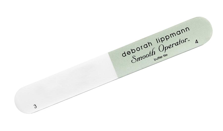 Deborah Lippmann Smooth Operator пилочка для ногтей28032022Пилочка для ногтей Deborah Lippmann - отличная основа для хорошего маникюра. Ровные детали и специальные материалы позволяют аккуратно обработать кончики ногтей, а также их гладкую поверхность для нанесении лака.