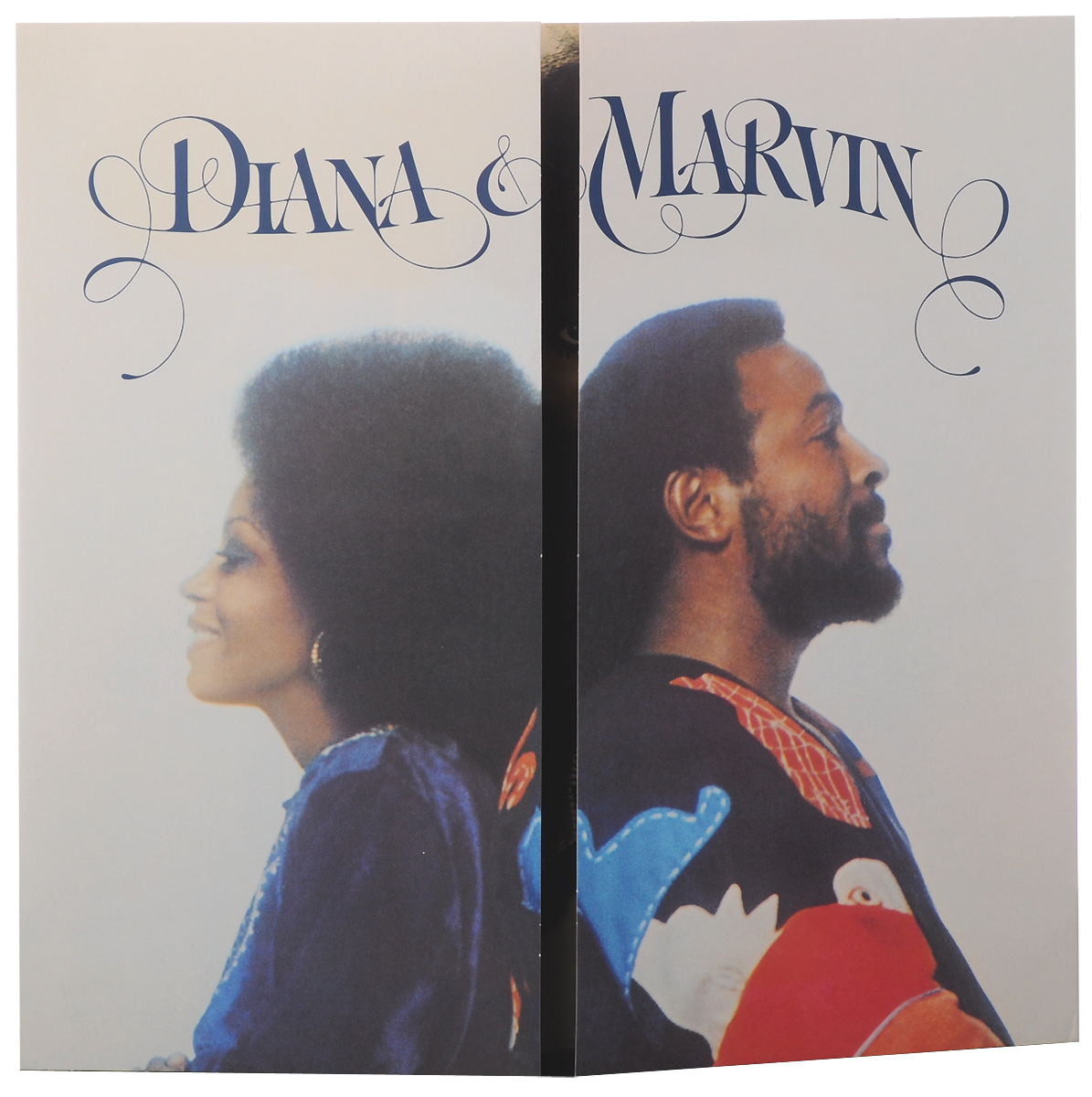 Марвин Гэй,Дайана Росс Marvin Gaye, Diana Ross. Diana & Marvin (LP) росс алек