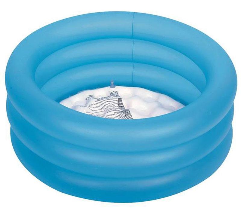 Бассейн надувной Jilong Colorful 3-Ring Pool, цвет: голубой, 64 х 22 см, 1-3 года09840-20.000.00Бассейн надувной Jilong Colorful 3-Ring Pool - для использования на даче и природе.Характеристики: - 3 кольца- Надувное дно- Легко складывается- Компактно упаковывается в сложенном состоянии не занимает много места- Самоклеящаяся заплатка в комплектеКомпания Jilong - это широкий выбор продукции высокого качества и отличный выбор для отдыха на природе.
