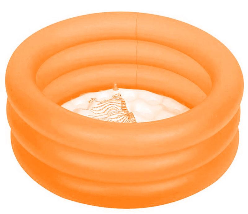 Бассейн надувной Jilong Colorful 3-Ring Pool, цвет: оранжевый, 64 х 22 см, 1-3 годаJL017220NPF_оранжевыйБассейн надувной Jilong Colorful 3-Ring Pool - для использования на даче и природе.Характеристики: - 3 кольца- Надувное дно- Легко складывается- Компактно упаковывается в сложенном состоянии не занимает много места- Самоклеящаяся заплатка в комплектеКомпания Jilong - это широкий выбор продукции высокого качества и отличный выбор для отдыха на природе.