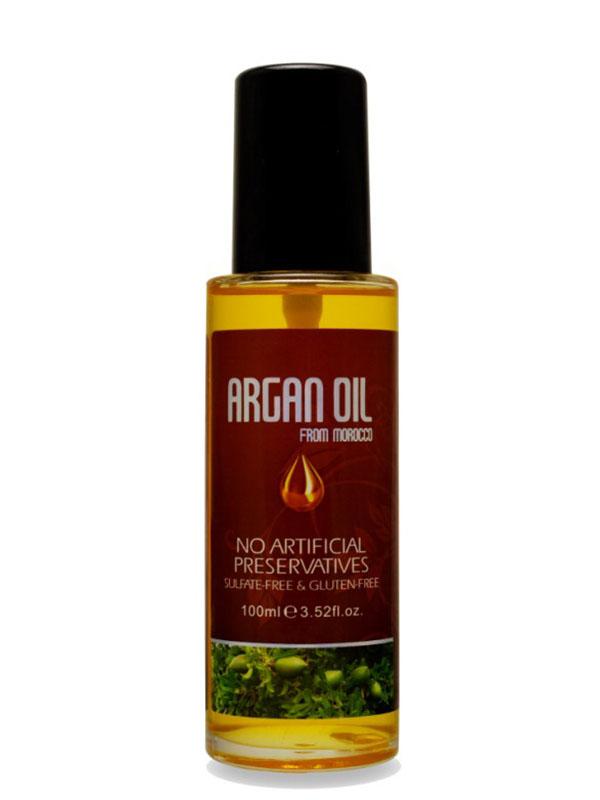 Morocco Argan Oil Масло арганы для волос 100 мл NuspaSatin Hair 7 BR730MNАктивные ингредиенты и их эффект:Масло арганы это натуральный растительный компонент, созданный природой для Вашей красоты. После использования этого жидкого золота волосы сияют изнутри, они гораздо лучше защищены от негативных факторов внешнего мира, получают максимум питания и увлажнения.Масло семян льна усиливает и дополняет действие масла арганы. Благодаря богатому составу оно замедляет выпадение волос, предотвращает образование перхоти, нормализует работу сальных желез. Льняное масло отлично питает увлажняет волосы, делает из послушными и гладкими.