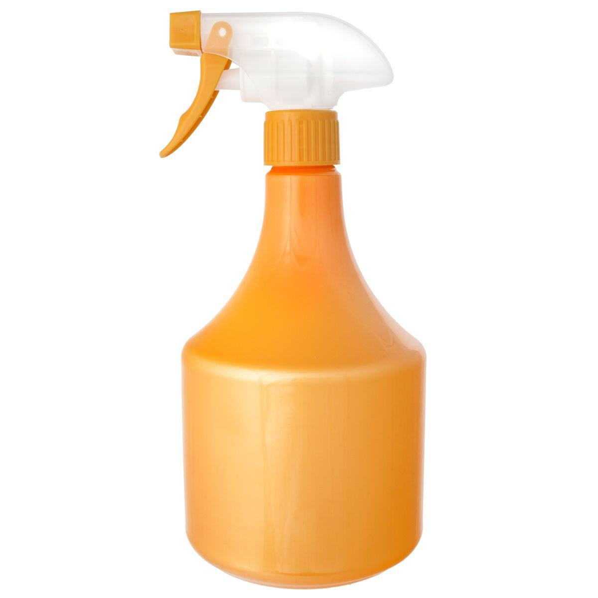 Опрыскиватель Изумруд, цвет: перламутровый оранжевый, 0,5 лZ-0307Опрыскиватель перламутровый оранжевый 0,5л 4004