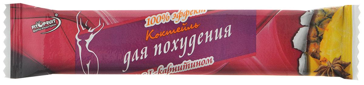 Fit&Fruit Фруктово-ореховый батончик для похудения, 40 г
