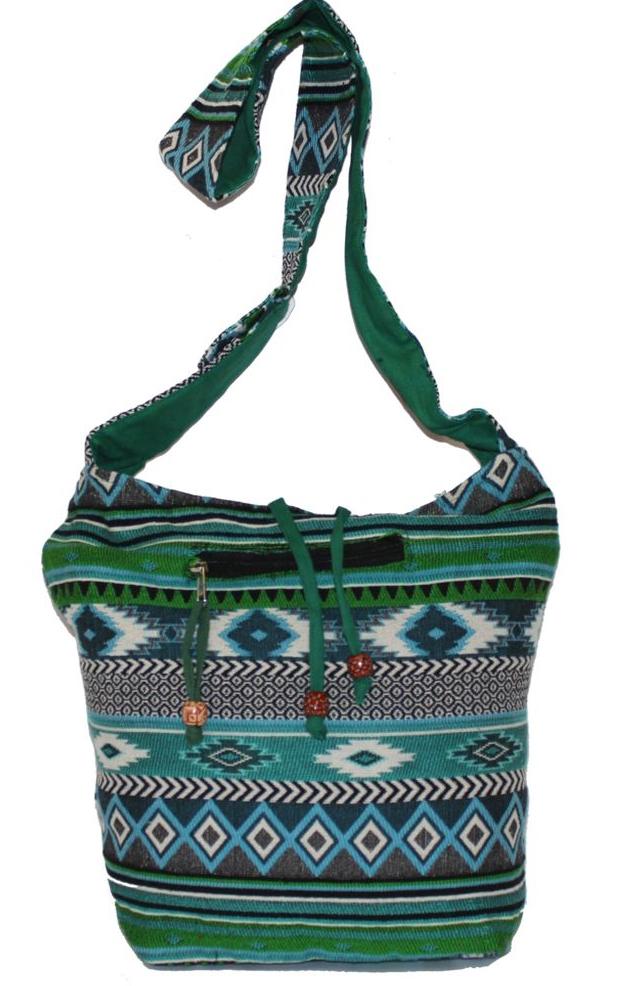 Сумка женская Ethnica, цвет: мультиколор. 195250L39845800Женская сумка Ethnica изготовлена из текстиля. Дополнена модель широкой удобной лямкой и оформлена интересным принтом. Спереди модель дополнена один прорезным карманом на застежке-молнии.