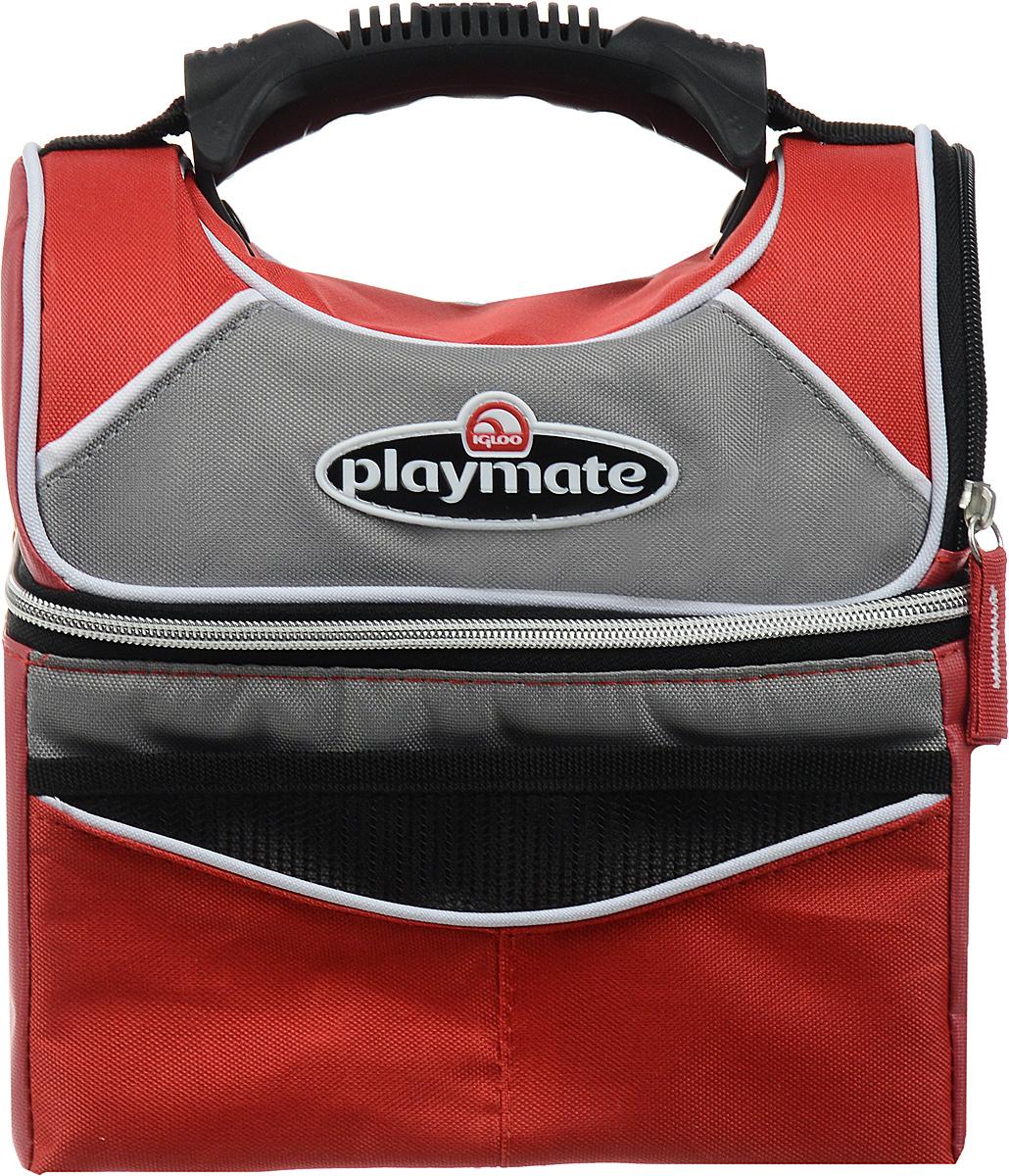 Сумка-термос Igloo Playmate Gripper 9 (красный)6.295-875.0Сумка-термос Igloo Playmate Gripper 9 (красный) Длина:22,86см Ширина :15,87см Высота:26,67см