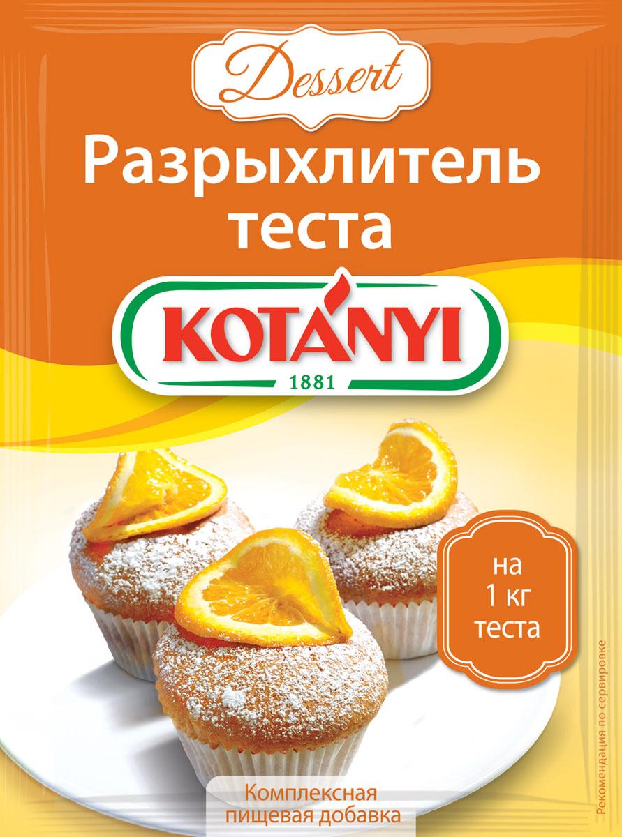 Kotanyi Разрыхлитель теста, 20 г