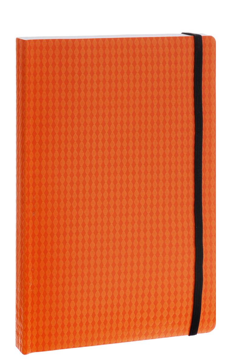 Erich Krause Тетрадь Study Up 120 листов в клетку цвет оранжевый формат B572523WDТетрадь Erich Krause Study Up подойдет как школьнику, так и студенту.Внутренний блок состоит из 120 склеенных листов формата B5. Стандартная линовка в серую клетку без полей. Гибкая плотная обложка с закругленными уголками надежно защитит от влаги и поможет сохранить аккуратный внешний вид тетради. Фиксирующая резинка обеспечит сохранность тетрадки. Тетрадь Erich Krause Study Up займет достойное место среди ваших канцелярских принадлежностей.
