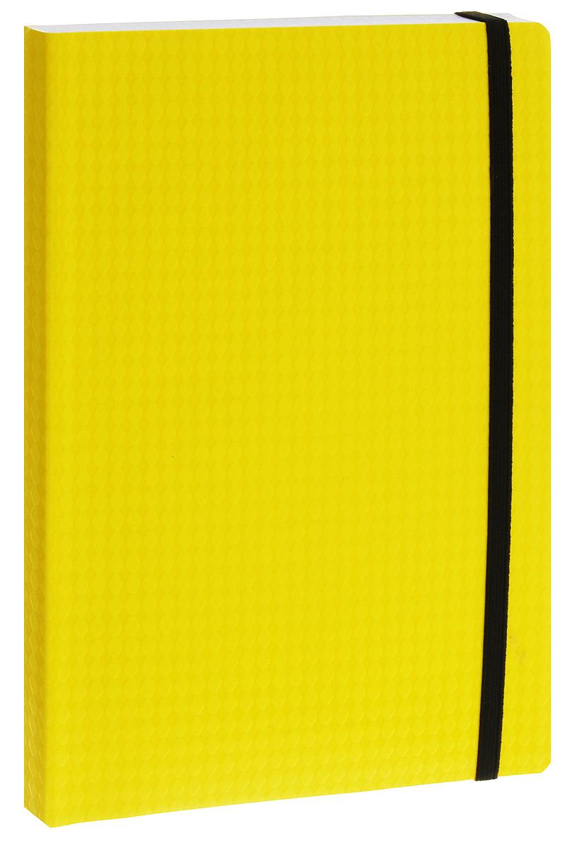 Erich Krause Тетрадь Study Up 120 листов в клетку цвет желтый формат А572523WDТетрадь Erich Krause Study Up подойдет как школьнику, так и студенту.Внутренний блок состоит из 120 склеенных листов формата А5. Стандартная линовка в серую клетку без полей. Гибкая плотная обложка с закругленными уголками надежно защитит от влаги и поможет сохранить аккуратный внешний вид тетради. Фиксирующая резинка обеспечит сохранность тетрадки. Тетрадь Erich Krause Study Up займет достойное место среди ваших канцелярских принадлежностей.
