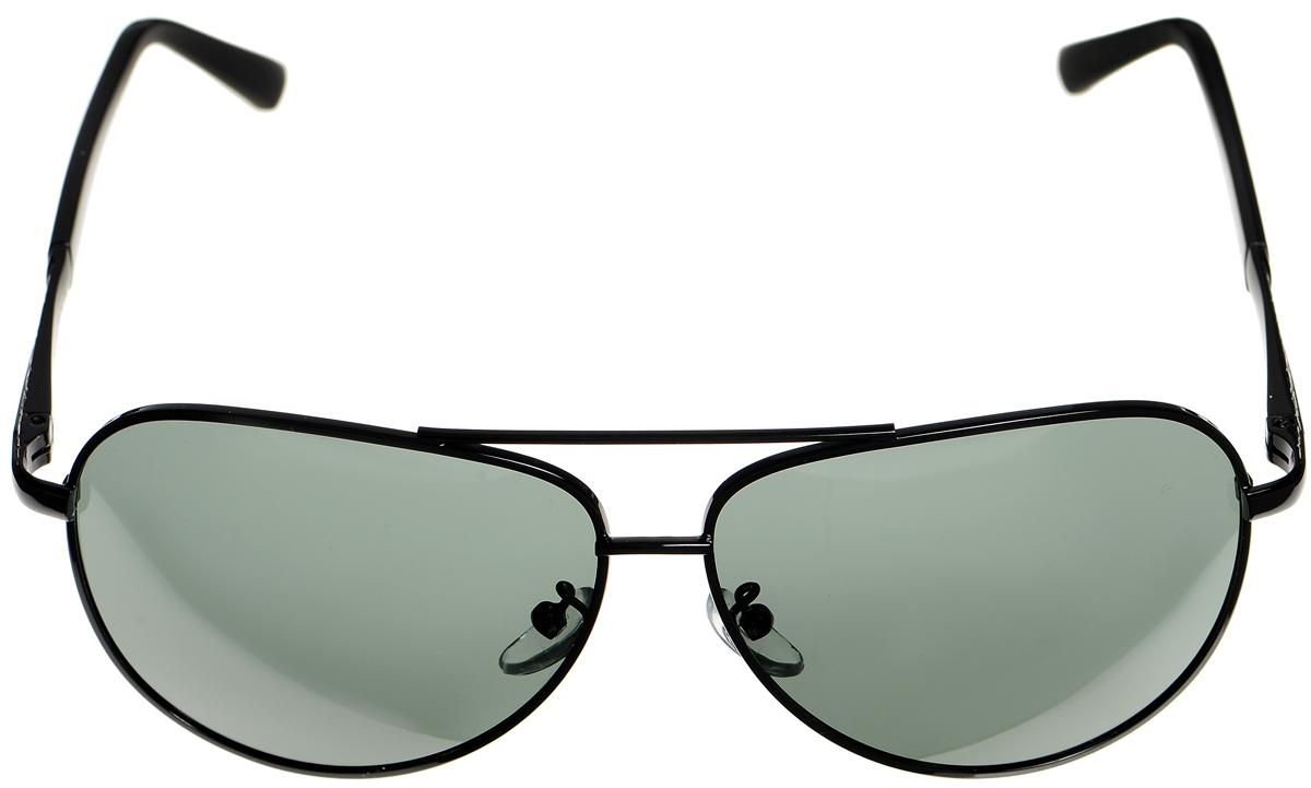 Очки солнцезащитные женские Selena, цвет: черный. 80033131BM8434-58AEСолнцезащитные женские очки Selena выполнены из металла с элементами из высококачественного пластика. Дужки оформлены декоративным орнаментом.Линзы данных очков с высокоэффективным фильтром UV-400 Protection обеспечивают полную защиту от ультрафиолетовых лучей. Используемый пластик не искажает изображение, не подвержен нагреванию и вредному воздействию солнечных лучей.Такие очки защитят глаза от ультрафиолетовых лучей, подчеркнут вашу индивидуальность и сделают ваш образ завершенным.