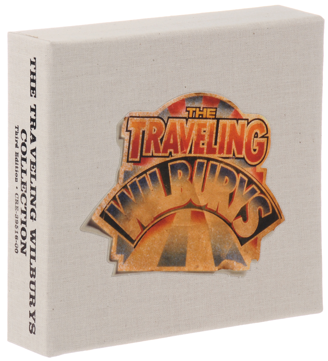 The Traveling Wilburys The Traveling Wilburys. The Traveling Wilburys Collection (2 CD + DVD) the heir