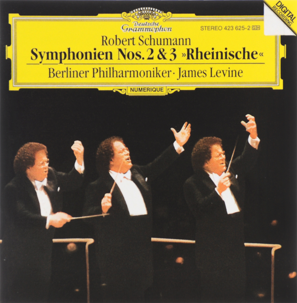Роберт Шуман Robert Schumann. Symphonies Nos. 2 & 3 Rheinische роберт плант robert plant manic nirvana