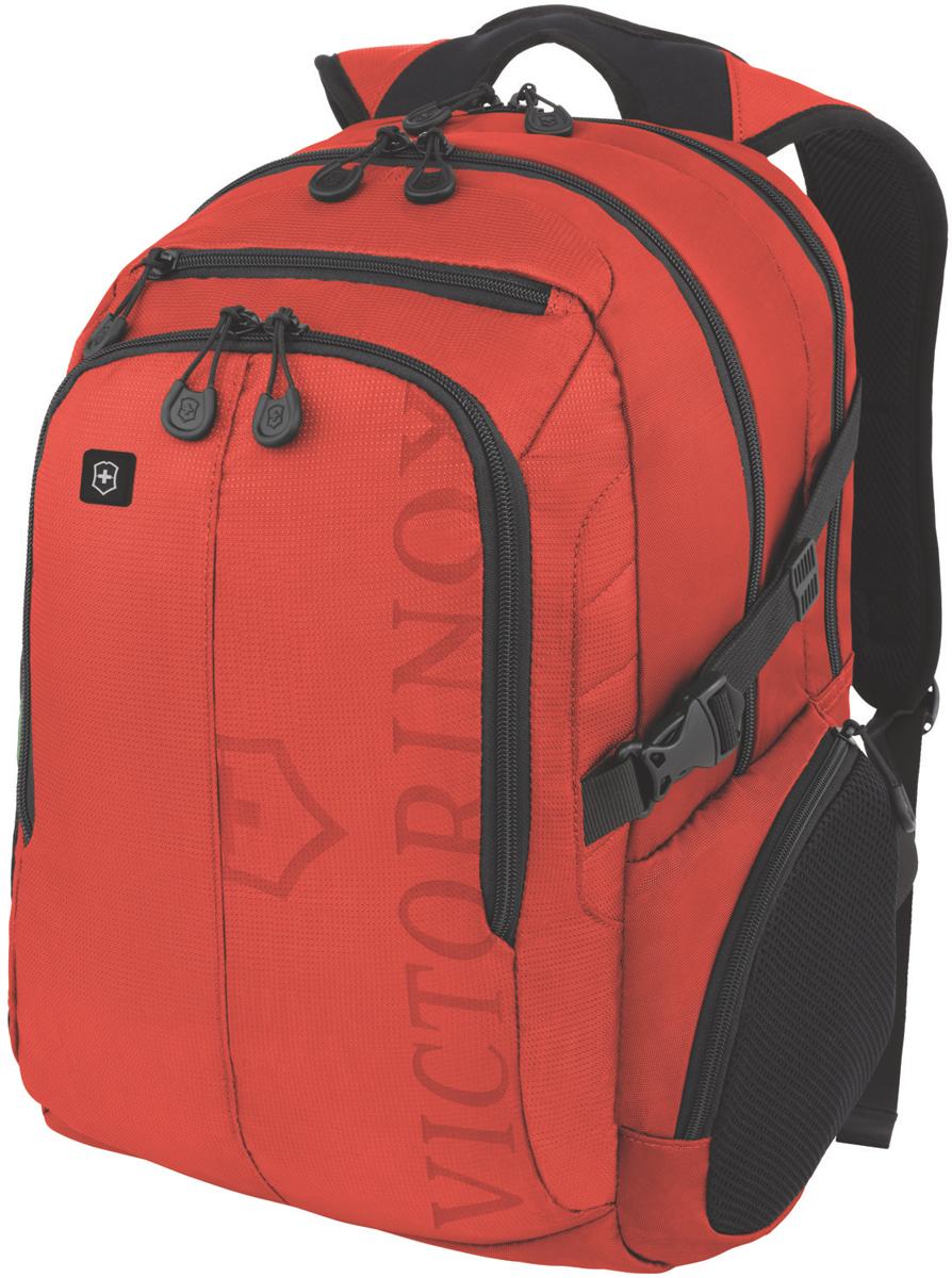 Рюкзак Victorinox  VX Sport Pilot , 30 л, цвет: красный. 31105203 + ПОДАРОК: нож-брелок  Escort  - Рюкзаки