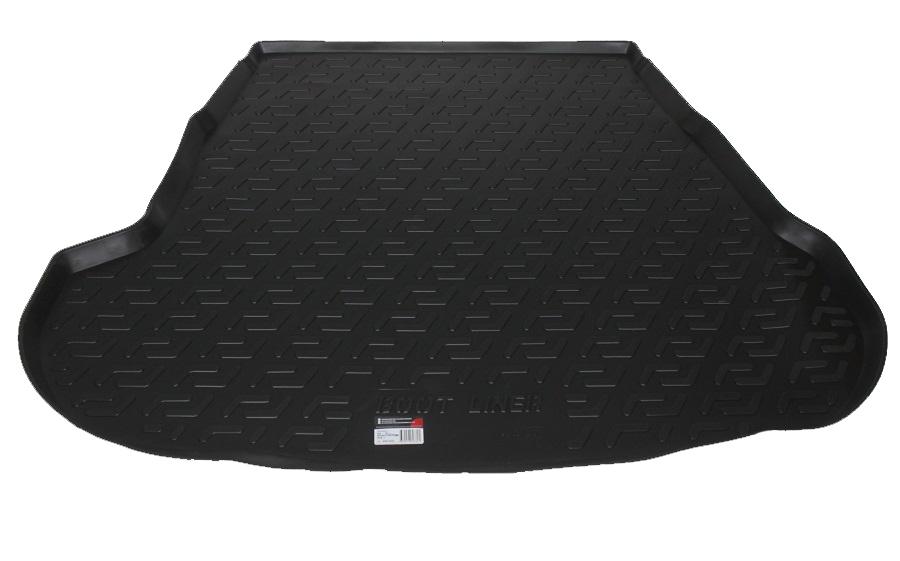 Коврик автомобильный L.Locker для Kia Optima III (K5) sd (10-), в багажник21395599Коврики L.Locker производятся индивидуально для каждой модели автомобиля из современного и экологически чистого материала, точно повторяют геометрию пола автомобиля, имеют высокий борт от 4 см до 6 см, обладают повышенной износоустойчивостью, антискользящими свойствами, лишены резкого запаха, сохраняют свои потребительские свойства в широком диапазоне температур (от -50°С до +80°С).