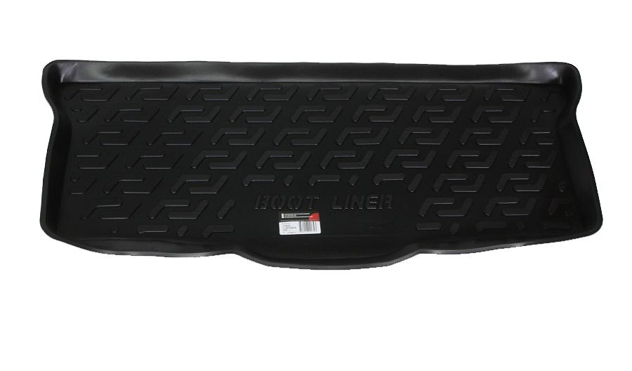 Коврик в багажник L.Locker, для Сitroen C1 hb (05-)Аксион Т33Коврик L.Locker производится индивидуально для каждой модели автомобиля из современного и экологически чистого материала. Изделие точно повторяют геометрию пола автомобиля, имеет высокий борт, обладает повышенной износоустойчивостью, антискользящими свойствами, лишен резкого запаха и сохраняет свои потребительские свойства в широком диапазоне температур (от -50°С до +80°С).