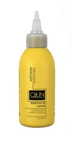 Ollin Успокаивающий лосьон для кожи головы Service Line Scalp Soothing Lotion 100 млMP59.4DЛосьон защищает и смягчает кожу головы во время окрашивания или осветления. Защищает чувствительную и раздраженную кожу головы, оставляя приятные ощущения. Его мгновенное противовоспалительное действие заметно уменьшает покраснение кожи головы, зуд и раздражение.