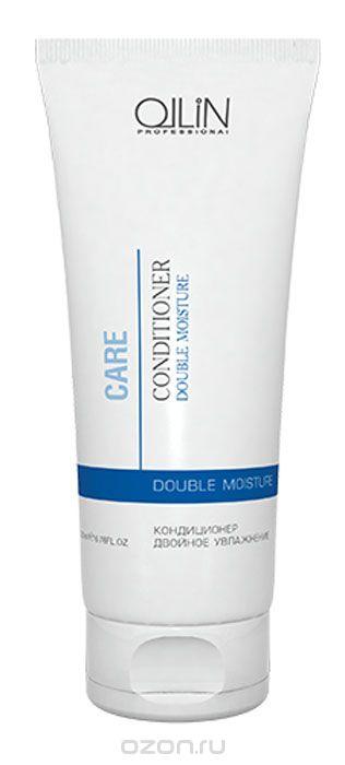Ollin Кондиционер двойное увлажнение Care Double Moisture Conditioner 200 млFS-54114Ollin Care Double Moisture Conditioner Кондиционер двойное увлажнение ; уникальная формула кондиционера позволяет ему увлажнять сухие волосы, не нанося вреда. После первого применения заметна разница. Ломкие волосы кондиционер укрепляет и реставрирует. Волосы становятся гладкими и послушными, легко расчесываются и укладываются. Снижается эффект статики, волосы не электризуются.В состав входят такие компоненты: Д-пантенол и пшеничные протеины. Натуральная основа является профилактикой аллергии.Больше подходит для ломких, сухих и безжизненных волос. Рекомендуется применять после химических процедур, так как кондиционер не вызывает раздражения кожи головы.