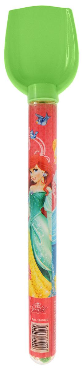 Disney Мыльные пузыри Наша принцесса цвет зеленый disney мыльные пузыри ручка с печатью и светом тачки 10 мл
