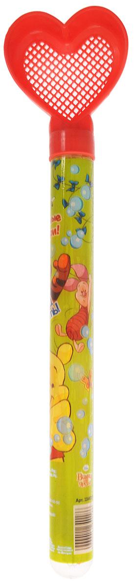 Disney Мыльные пузыри Давай играть Медвежонок Винни 65 мл disney мыльные пузыри ручка с печатью и светом тачки 10 мл