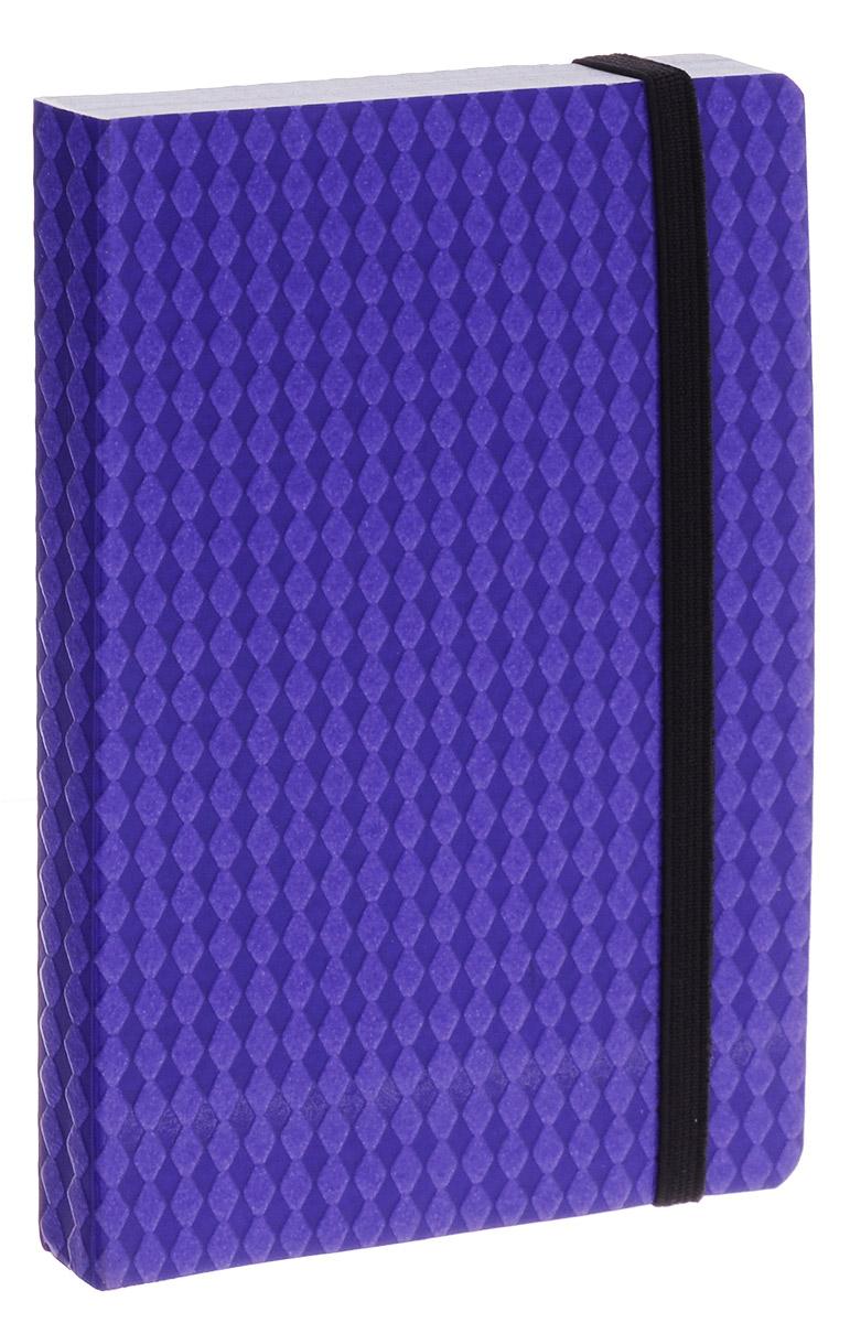 Erich Krause Тетрадь Study Up 120 листов в клетку цвет фиолетовый формат A672523WDТетрадь Erich Krause Study Up подойдет как школьнику, так и студенту.Внутренний блок состоит из 120 склеенных листов формата A6. Стандартная линовка в серую клетку без полей. Гибкая плотная обложка с закругленными уголками надежно защитит от влаги и поможет сохранить аккуратный внешний вид тетради. Фиксирующая резинка обеспечит сохранность тетрадки. Тетрадь Erich Krause Study Up займет достойное место среди ваших канцелярских принадлежностей.