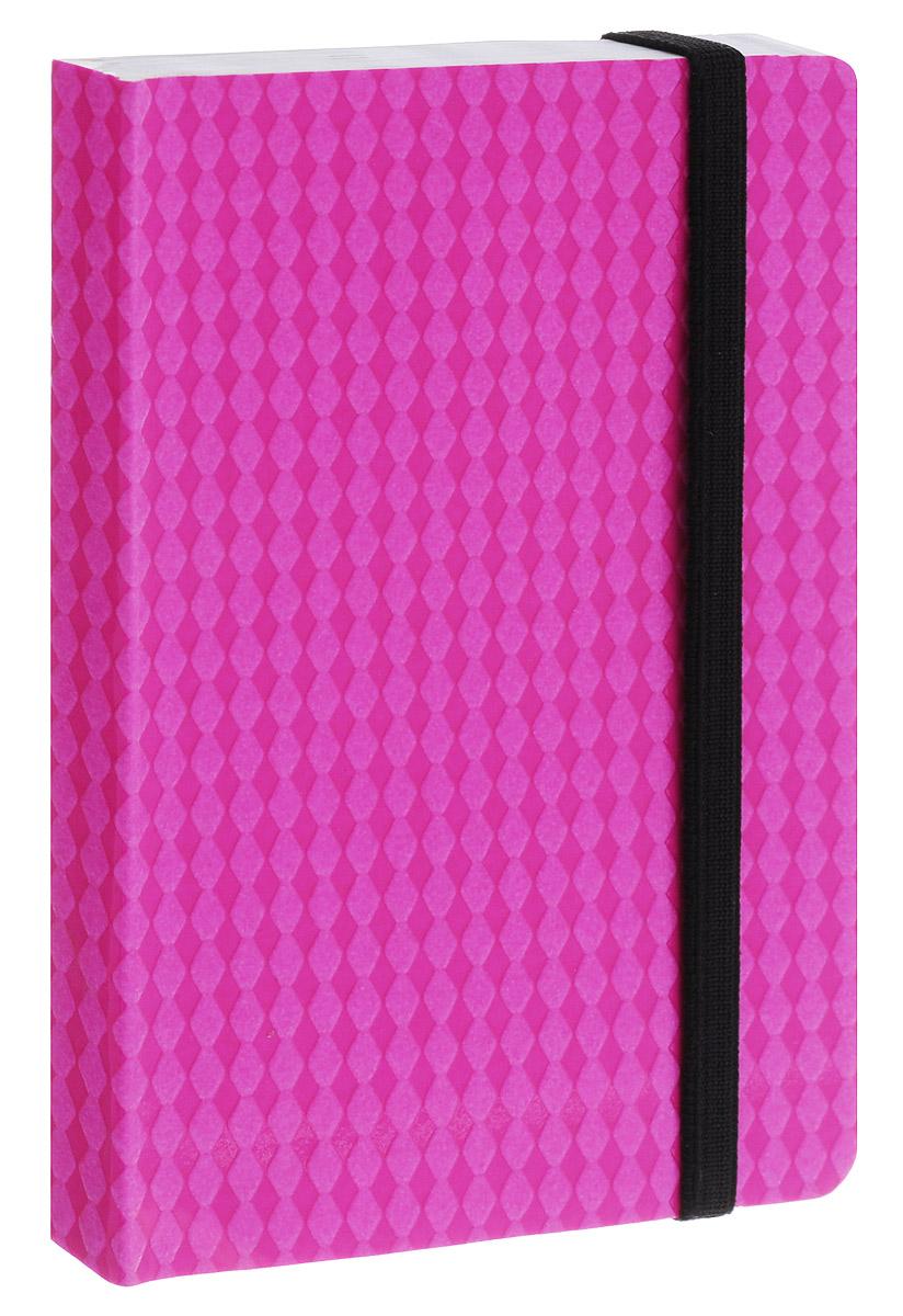 Erich Krause Тетрадь Study Up 120 листов в клетку цвет розовый формат A639479Тетрадь Erich Krause Study Up подойдет как школьнику, так и студенту.Внутренний блок состоит из 120 склеенных листов формата A6. Стандартная линовка в серую клетку без полей. Гибкая плотная обложка с закругленными уголками надежно защитит от влаги и поможет сохранить аккуратный внешний вид тетради. Фиксирующая резинка обеспечит сохранность тетрадки. Тетрадь Erich Krause Study Up займет достойное место среди ваших канцелярских принадлежностей.
