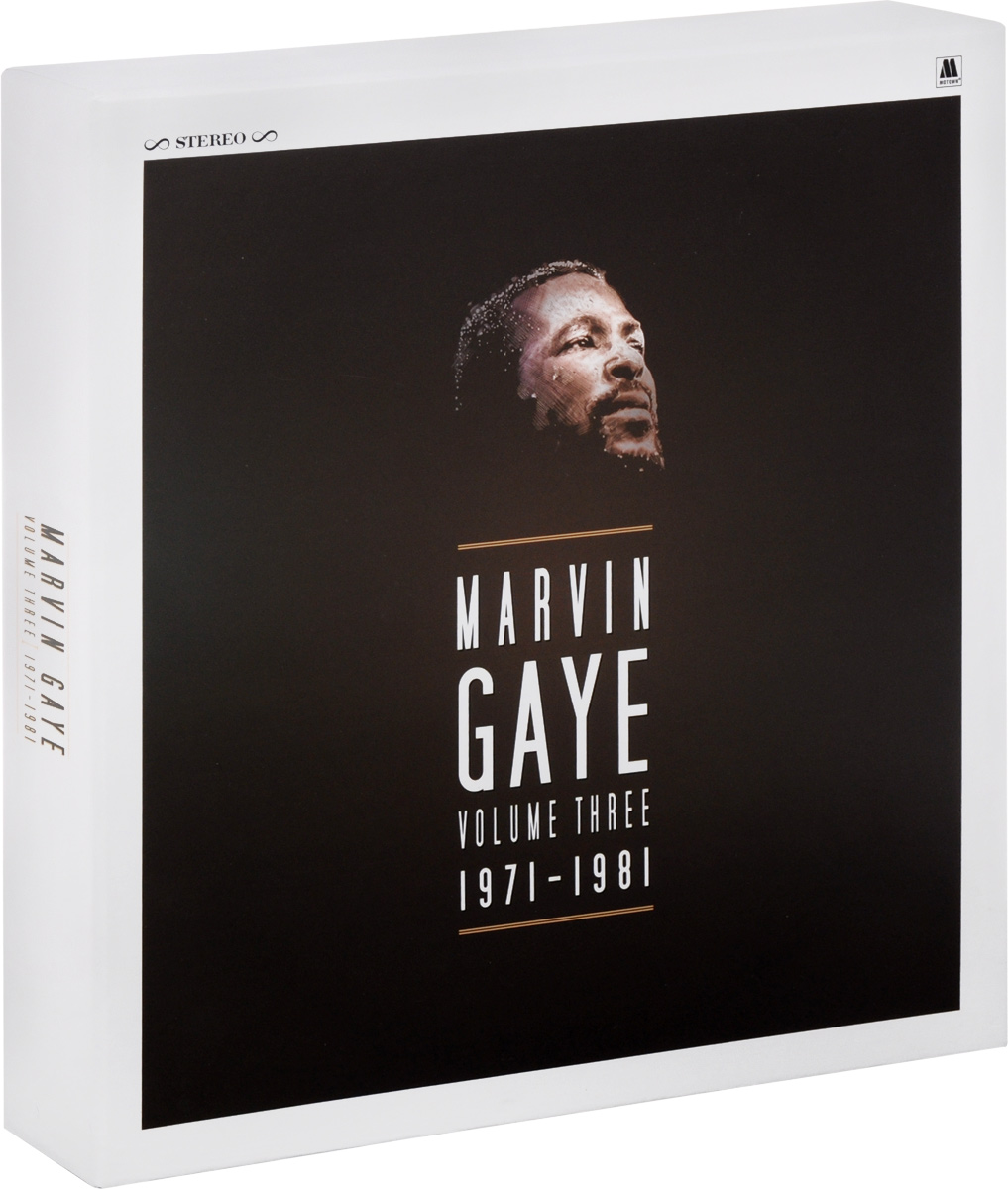 Марвин Гэй,Дайана Росс Marvin Gaye. Volume 3. 1971-1981 (8 LP) marvin gaye marvin gaye how sweet it is to be loved by you