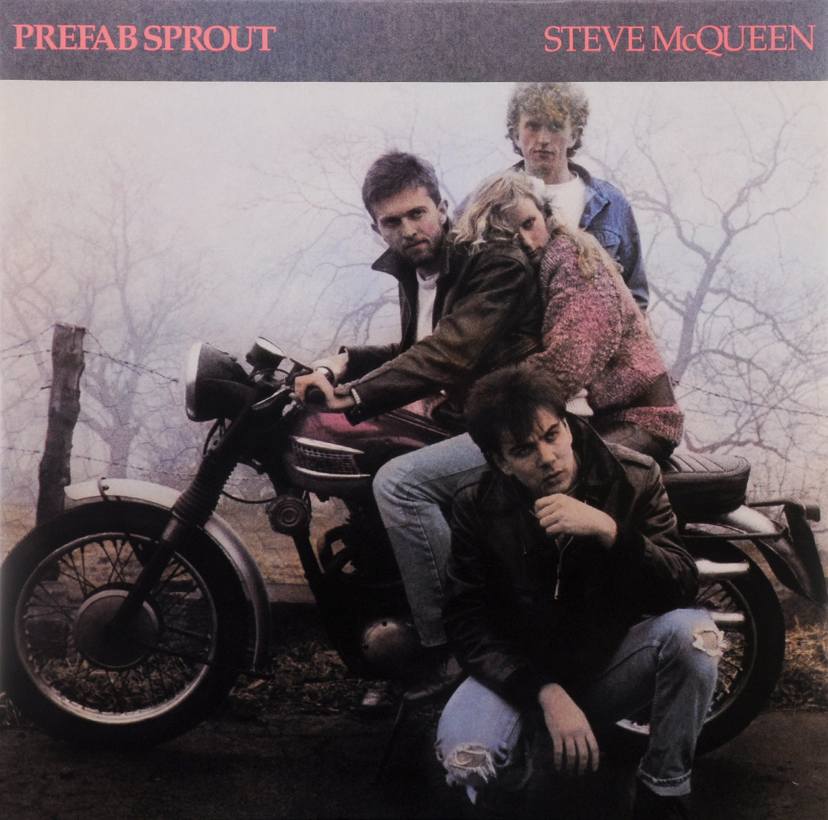 Prefab Sprout Prefab Sprout. Steve McQueen sprout sprout 5505 mpwt