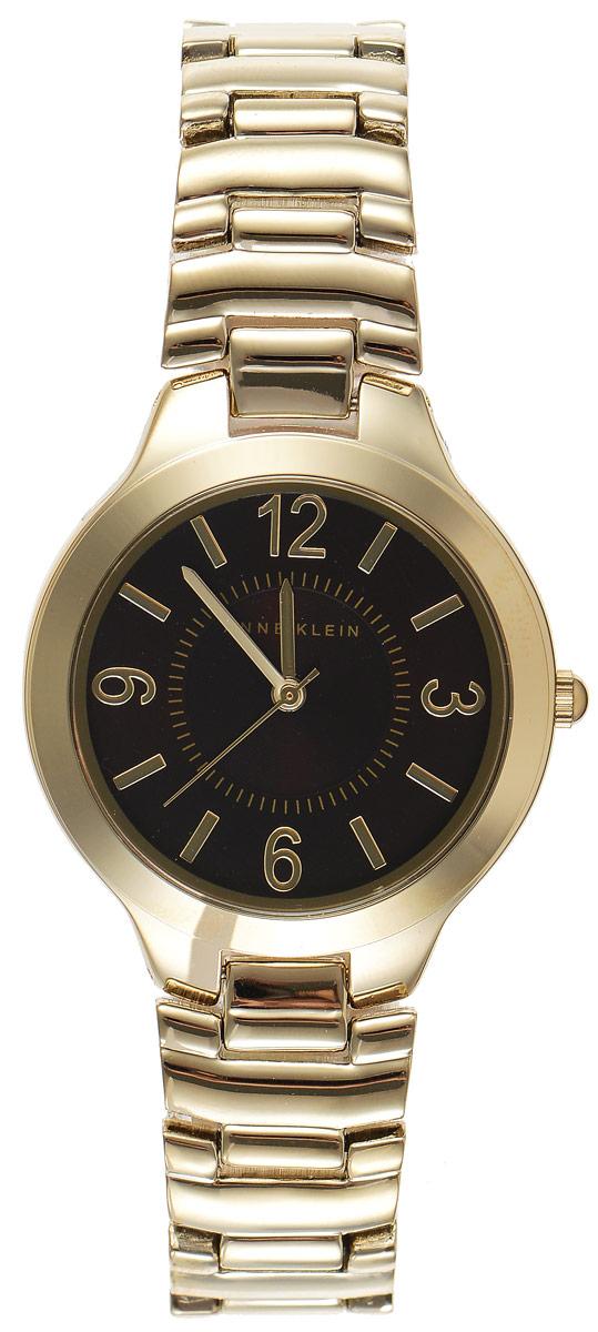 Zakazat.ru: Часы наручные женские Anne Klein Daily, цвет: золотистый. 1450