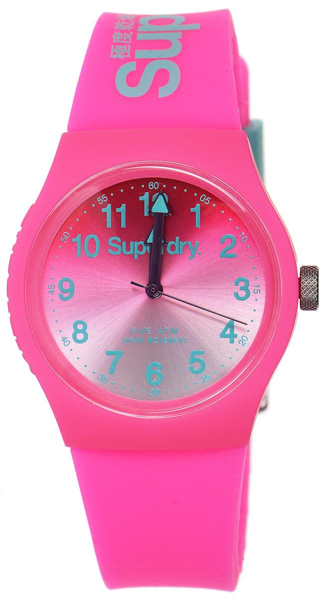 Zakazat.ru: Часы наручные Superdry Urban, цвет: розовый. SYL198PN