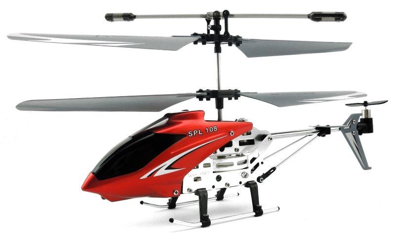 SPL Вертолет на радиоуправлении SPL 108