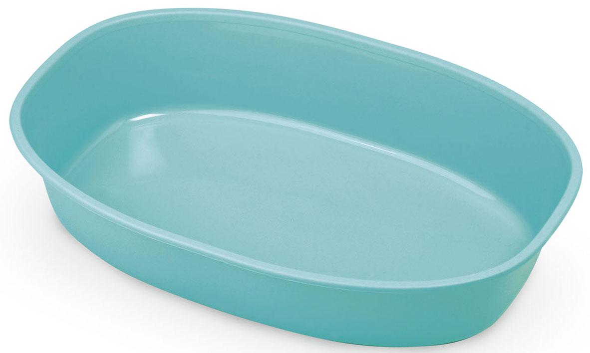 Туалет-лоток MPS Gemini, цвет: аквамарин, 28 х 42 х 9 см17532Туалет-лоток Gemini - оптимальное решение для содержания кошек и маленьких собак.Качественный пластик лотка не трескается (при аккуратном обращении) и не впитывает посторонних запахов.Лоток хорошо моется. Легкий лоток удобно брать с собой.Размер 28х42х9h см.