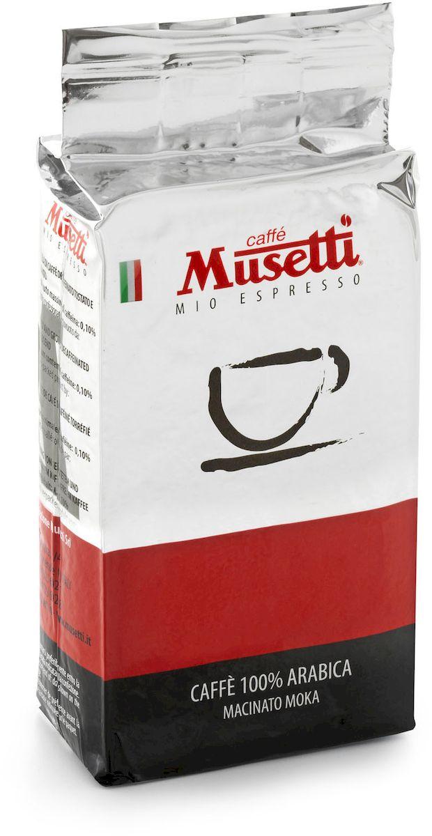 Musetti Arabica кофе молотый, 250 г0120710Молотый кофе Musetti Arabica - популярный бленд, который полюбился гурманами своим душистым ароматом, бархатистой текстурой, необычным вкусом с кислинкой и нотками пунша и длительным послевкусием. Сочетание двух сортов Арабики из Бразилии и Африки, раздельная обжарка которых позволила сохранить мягкий и нежный характер, не теряя при этом богатство вкуса. Традиционная итальянская обжарка раскрывает во всей полноте уникальные характеристики этого сорта.