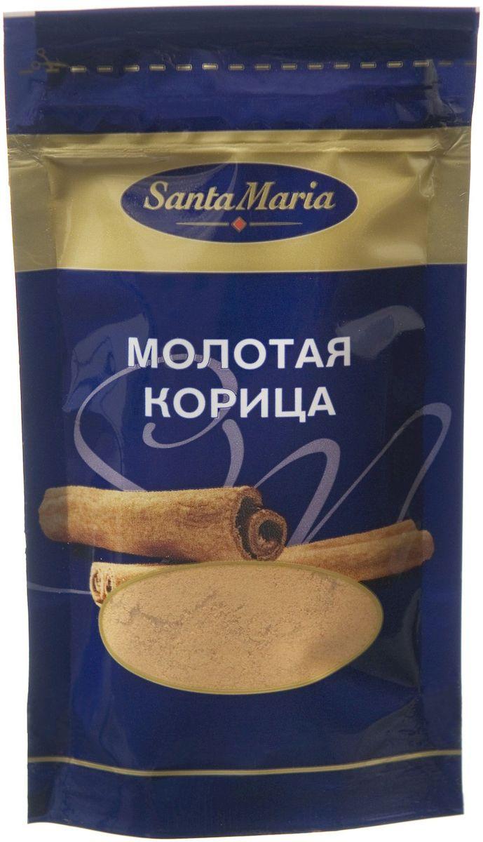 Santa Maria Корица молотая, 17 г0120710Молотая корица Santa Maria обладает ярко выраженным жгучим вкусом и теплым ароматом. Она используется при приготовлении фруктов, каш и различных десертов, в острых блюдах из курицы или баранины, а также при консервировании.