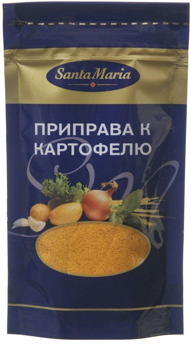 Santa Maria Приправа к картофелю, 27 г0120710Смесь специй придает блюдам из картофеля нежный пряный аромат и насыщенный вкус. Подходит к жареному, запеченному или тушеному картофелю, мясным и вегетарианским блюдам.