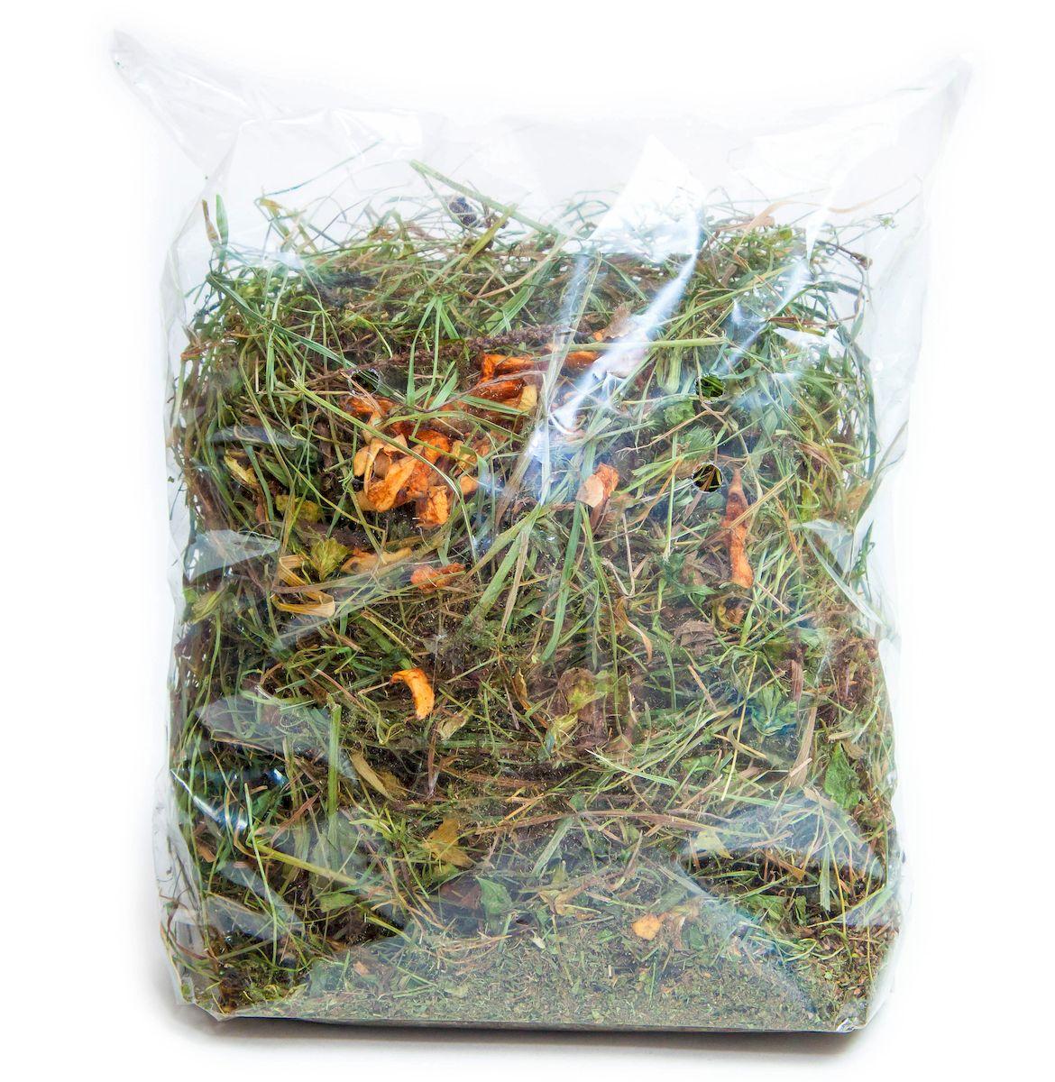 Сено луговое для грызунов Престиж Люкс, с овощами и фруктами0120710Сено для грызунов Люкс премиум класса - это луговое сено из разнотравья, обогащенное цветами, фруктами и овощами. Высушено по специальной технологии, без прямых солнечных лучей, что позволяет сохранить натуральный зеленый цвет травы, витамины и микроэлементы, которые так необходимы для правильного развития и здоровья домашних грызунов (шиншилл, кроликов, морских свинок, хомяков). В качестве лакомства добавлены сушеные фрукты и овощи.Рекомендации: в клетке всегда должна быть вода. Норму потребления грызуны регулируют самостоятельно. Объем: 4 литра.